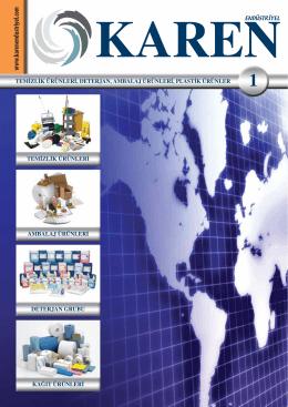Katalog 2 - Karen Endüstriyel