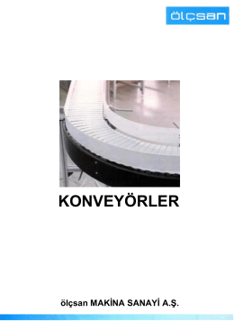 conveyor brochure 08.91