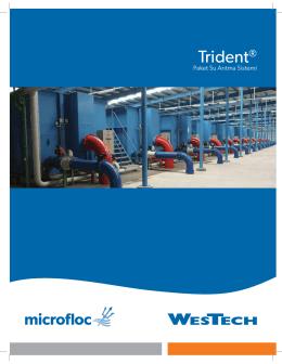 Trident® - Hazar Su Arıtma Sistemleri