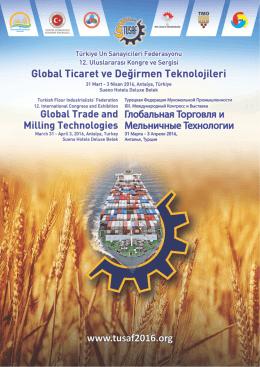 Türkiye Un Sanayicileri Federasyonu Uluslararası
