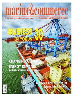 EN YO⁄UN EN YO⁄UN - Marine & Commerce
