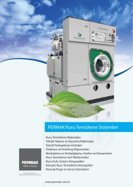 Kuru Temizleme Genel Broşürü - PDF