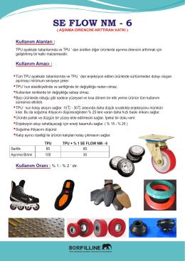 se flow nm – 6 ( pdf )( pe için compatıbılızer )