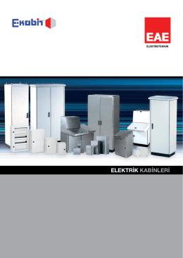 E-kabin Genel Katalogu