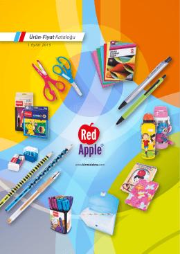 E-Katalog - Kırmızı Elma Kırtasiye