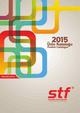 plastik ek parçalar - STF Sulama Sistemleri