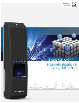 Ixm Sense - Erba Otomasyon