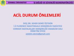 Ek 2 - İstanbul Üniversitesi | Eczacılık Fakültesi