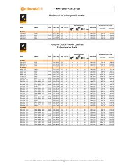 Continental_Kamyon_Fiyat Listesi_2015_03_01_v03