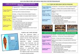 2015-2016 özel florya ortaokulu ders sınav destek