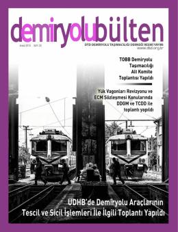 İndir - Demiryolu Taşımacılığı Derneği