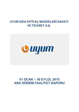 1- UYUM AS FR 30092015