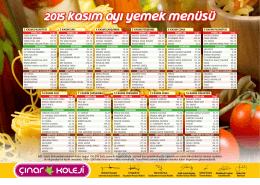 1446894844-cinar kasim 2015 yemek listesi