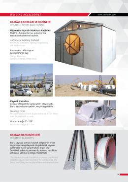 weldıng accessorıes kaynak çadırları ve kabinleri weldıng tents and
