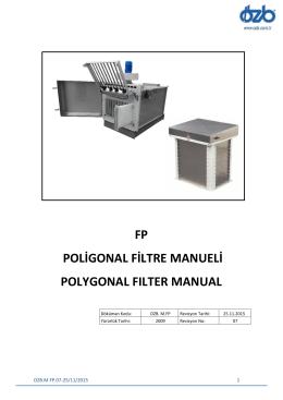fp poligonal filtre manueli polygonal fılter manual