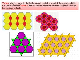süsleme - Matematik