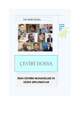 Iran Devrim Muhafizlari ve Elcilikleri