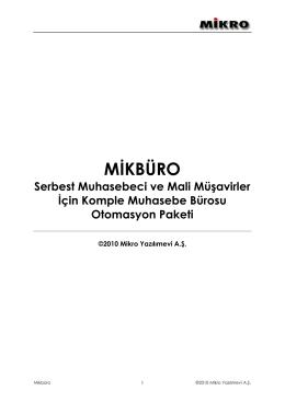 Mikbüro