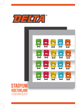 Katalog - Delta Stadium Seating
