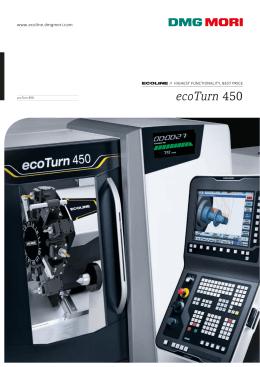 ecoTurn 450