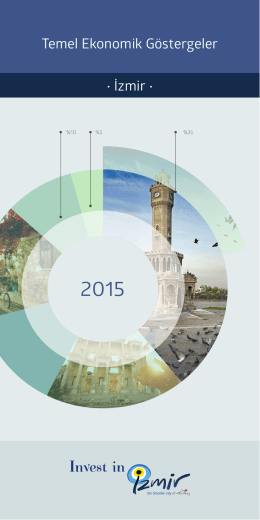 Temel Ekonomik Göstergeler 2015