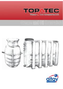 topatec oil separators