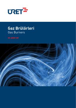 Gaz Brülörleri - AKG Engineering