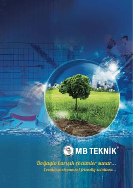 MB Teknik A4 TR Katalog
