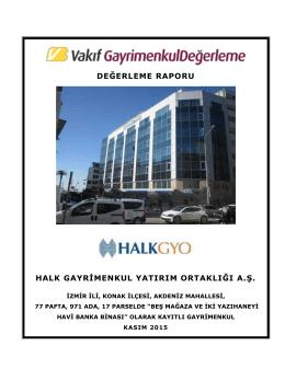 İzmir Konak Bina 1 (Kasım 2015)