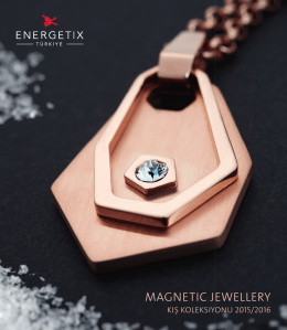 MAGNETIC JEWELLERY