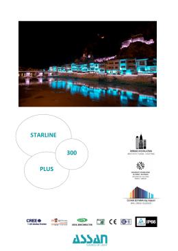 Starline 300 Datasheet
