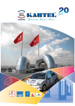 2015 Yılı Kataloğu