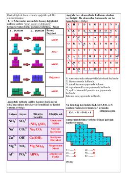 Örnek 1 - metinkozan.com