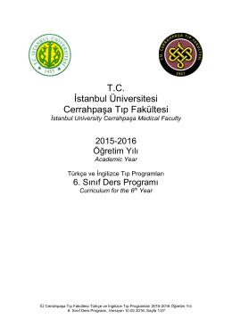 İstanbul Üniversitesi - İ.Ü. Cerrahpaşa Tıp Fakültesi