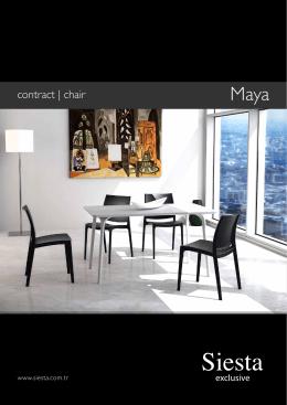 maya chaır - myCosy.fr