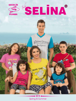 Katalog - Selina Tekstil