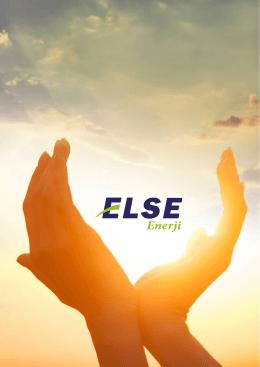 Görüntüle / İndir - Else Enerji, Güneş Enerjisi, Güneş Paneli Ankara