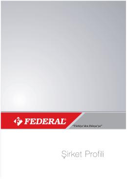 0 800 296 10 04 - Federal Elektrik