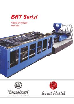 BRT Serisi - Temelsan Makina
