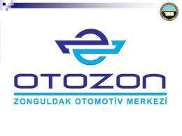 OTOZON Projesi - Zonguldak Ticaret ve Sanayi Odası