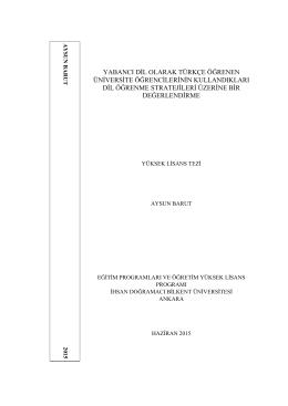 0006895 - EN / Bilkent University