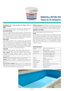 incele - Maxicoll