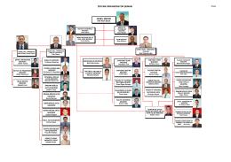 izocam organizasyon şeması