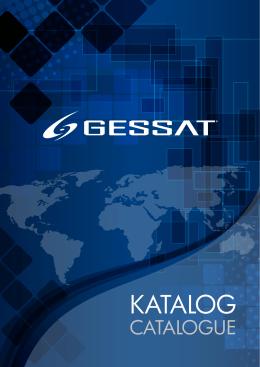 KATALOG - Gessat Uydu Antenleri