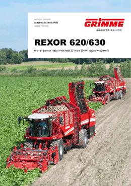 REXOR 620/630