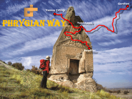 Phrygian Way is