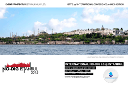 ISTT`S 33rd InTernaTIonal ConferenCe and - No