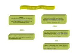 Akademik ve İdari Personel Terfi İşlemleri