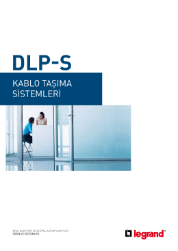DLP-S - Legrand