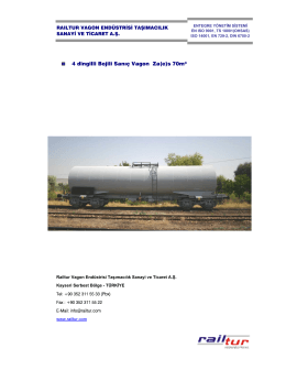 Za(e)70m3 tank vagon